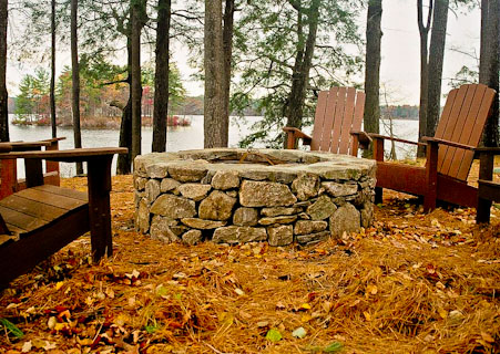 haggets pond fire pit